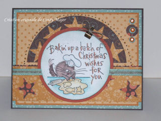 Fluffles biscuits de Noel