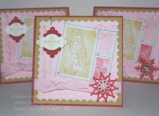 Carte faux timbres Scandinavian Season_2