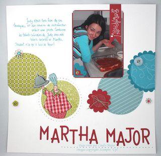 Martha Major