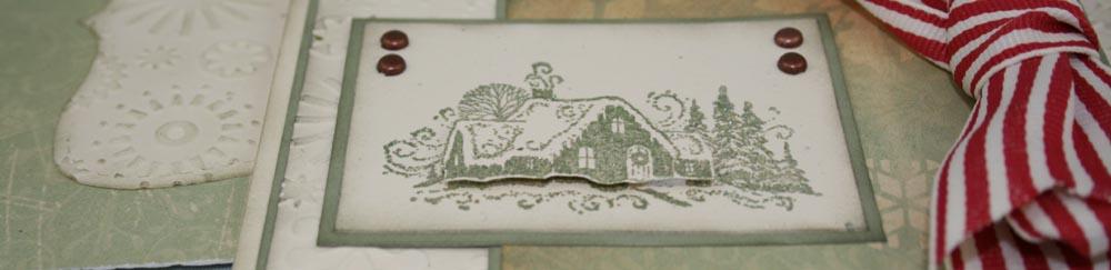 Maisonnee vintage papiers Cosmo Cricket