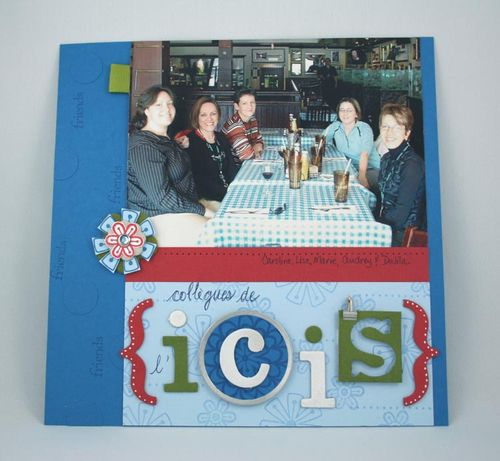 Collegues ICIS
