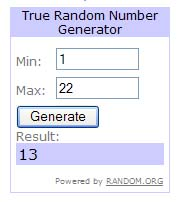 Random Generator_200th post