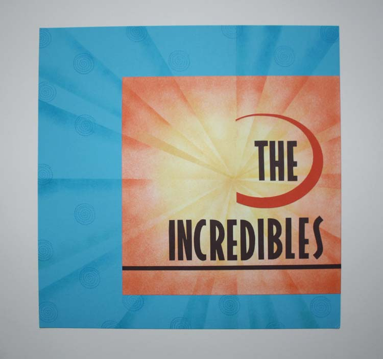 The Incredibles_background
