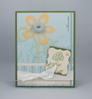 Carte Canvas Cuts aquarelle