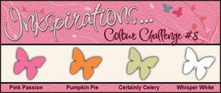 Makeesha Colour Challenge 8