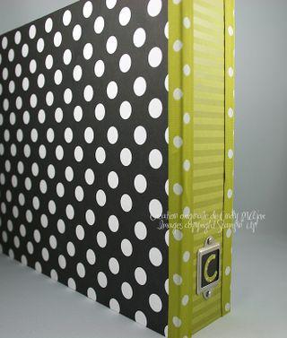 Album de chipboard 2