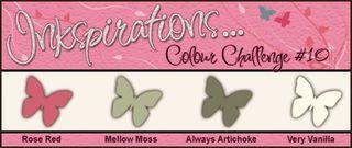 Makeesha Colour Challenge 10