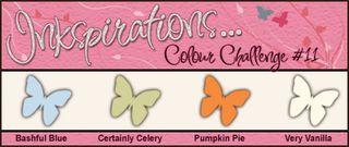 Makeesha Colour Challenge 11