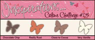 Makeesha Colour Challenge 15