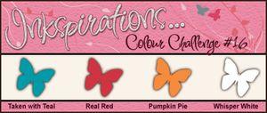 Makeesha Colour Challenge 16