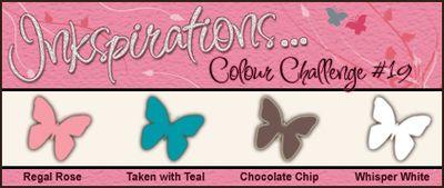 Makeesha Colour Challenge 19