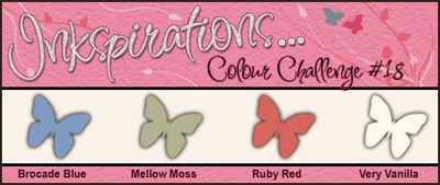 Makeesha Colour Challenge 18