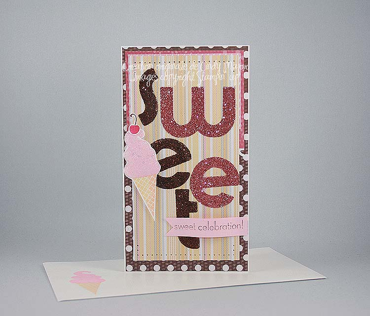 Carte Sweet Sweet Celebration