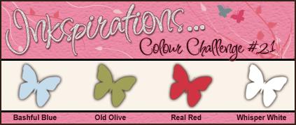 Makeesha Colour Challenge 21