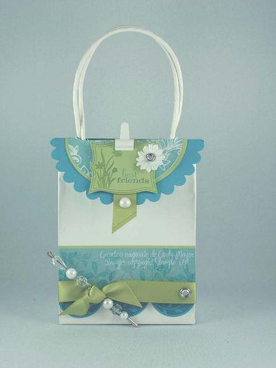 Just Believe Gift Bag