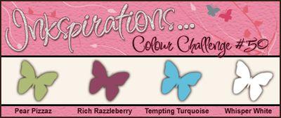 Makeesha Colour Challenge 50