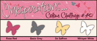 Makeesha Colour Challenge 40