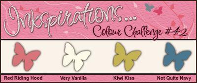 Makeesha Colour Challenge 42