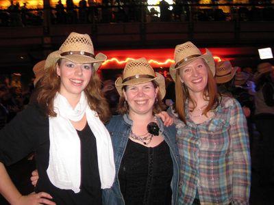 Cowboy chicks