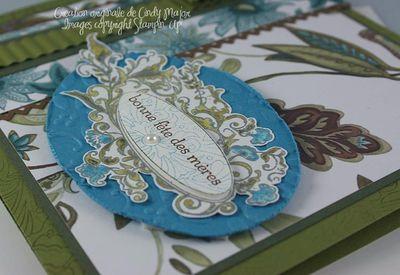 Carte Brassee de cachemire fete des meres_close up