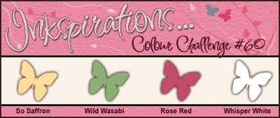 Makeesha Colour Challenge 60