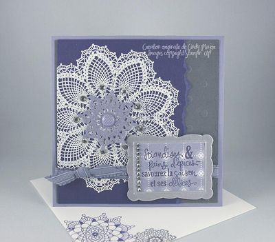 Doilie Snowflake