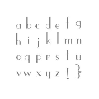 Empire Alphabet
