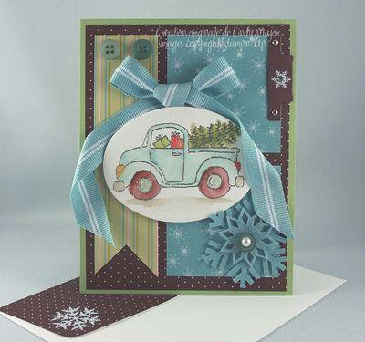 Christmas Truck 2011
