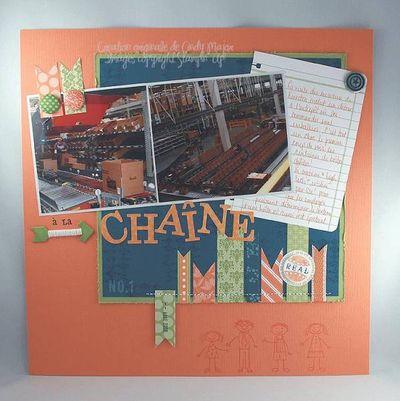 Chain Work