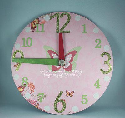 Horloge papillons_2