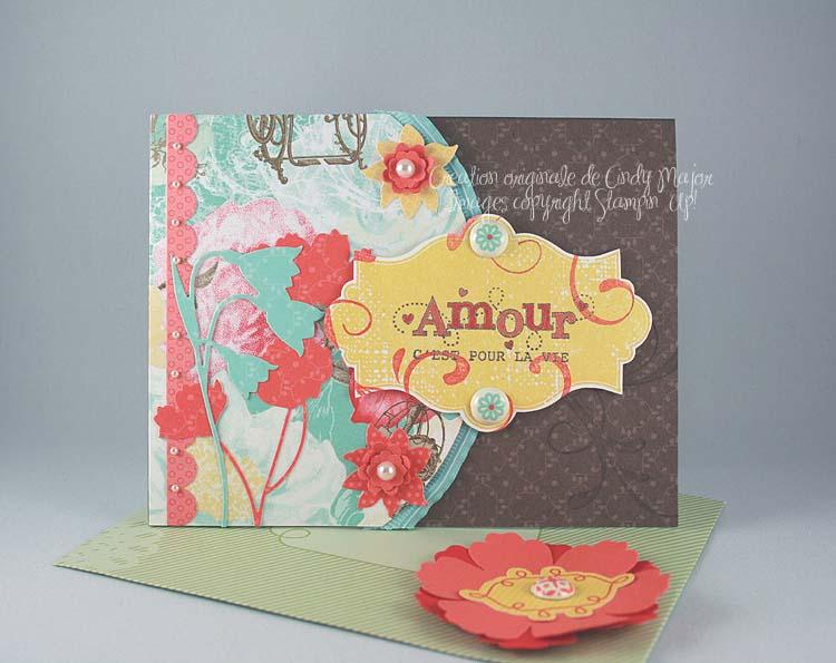 Carte Create and Keep Amour