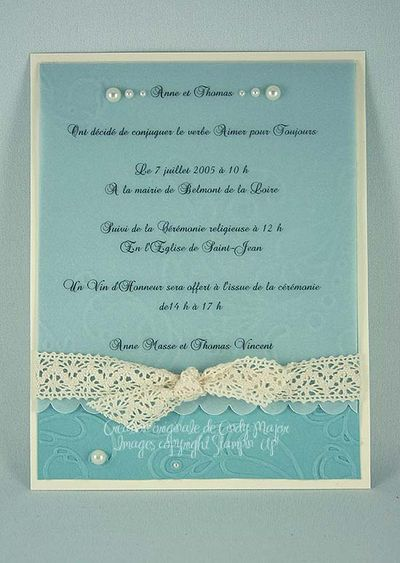 Encre, papier, ciseaux: Wedding Invitations