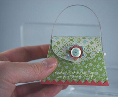 Mini purse SAB