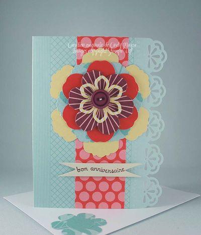 Carte Fleurs superposees 1