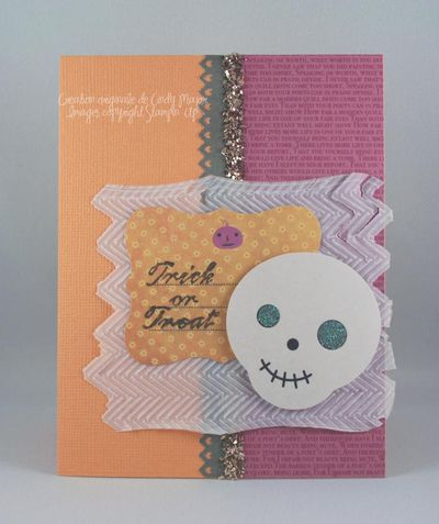 Carte Cute Spooks