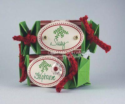 Boites papillottes Joyous Celebrations