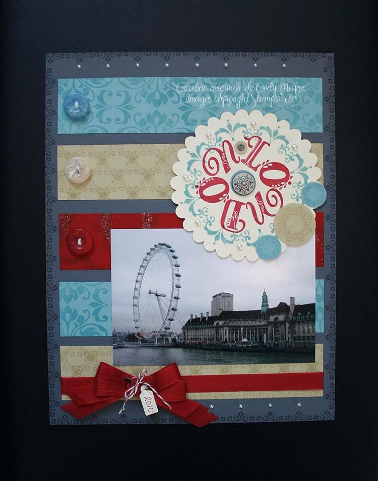 Page London Eye