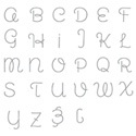 Sweet Shoppe Alphabet Upper