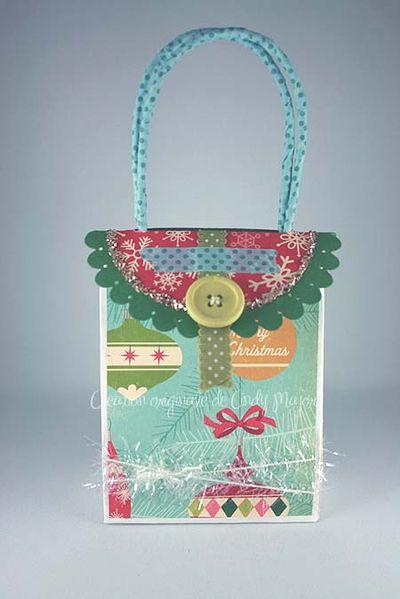 Tinsel Treat Bag