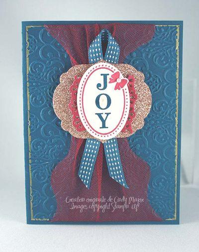 Carte Joy Control Freaks swap