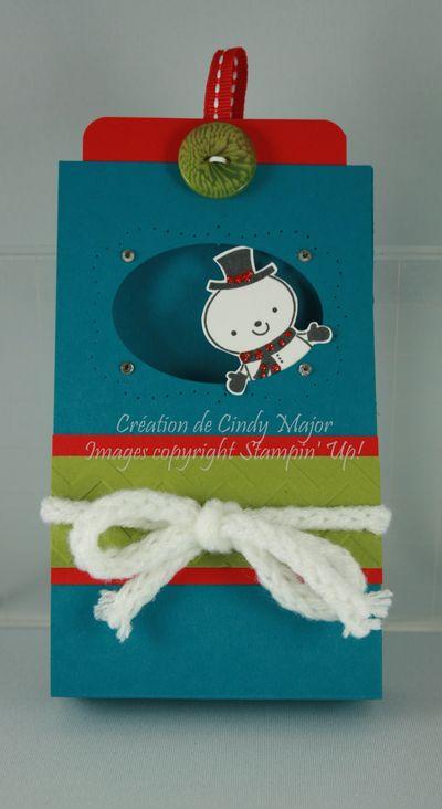 Emballage a bonbon Pas de triche