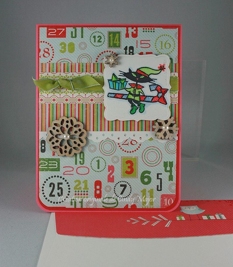 Carte Sprinkles Elf Carta Bella