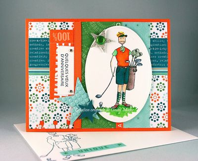 Carte Golfafella et etoiles