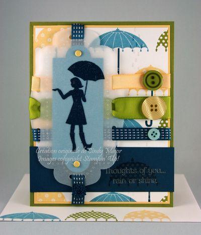 Rain or Shine ColourQ200
