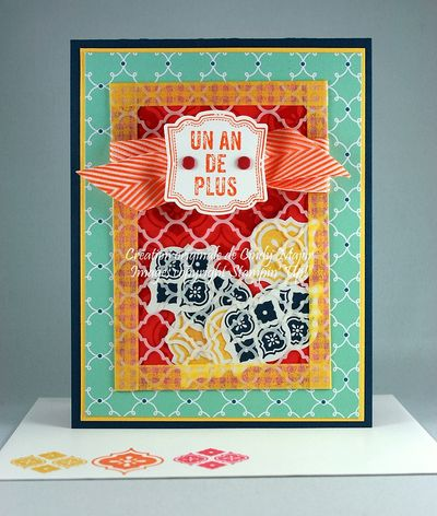 Shaker Card_Mosaic Madness_Cindy Major