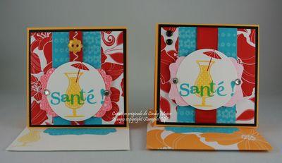 Carte 3x3 A ta sante