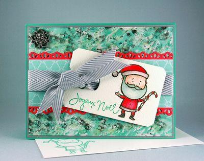 Color Me Christmas_Polished Stone_Chevron Ribbon_Cindy Major