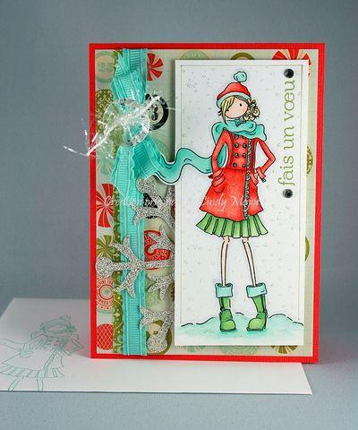 Carte Uptown Girl Boots Cindy Major