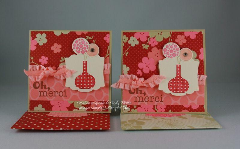 Carte 3x3 Bright Blooms