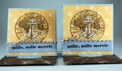 Carte 3x3 The OPesea